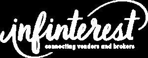 Infinterest Logo White